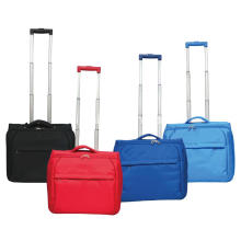 Holitime Brand Laptop Collapsible Trolley Case
